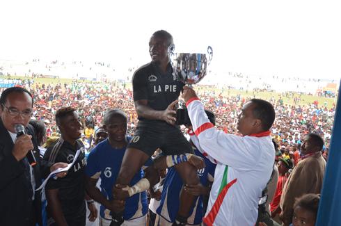 Rugby – Gold Top 8 : Premier sacre national pour le TFM Ankasina !