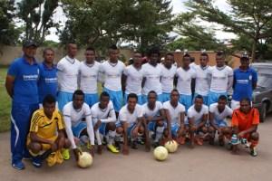 formation                    L'équipe de Tana Formation est confiante pour la nouvelle saison.
