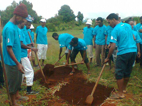Wateraid : Une formation des agriculteurs pour de meilleures récoltes