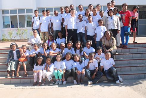 Collège La Lumière International : 126 élèves à l'Olympiade Mathématique