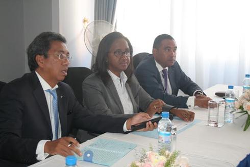 Relance économique : 20 mesures proposées par le secteur privé, au président Rajaonarimampianina