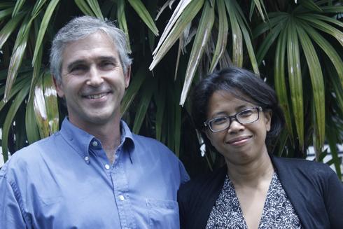 WWF Madagascar : Nanie Ratsifandrihamanana succède à Richard Hughes
