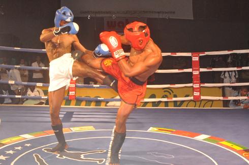 Kick-boxing – Championnat d'Afrique : Julien, Navalona, Menavolo en finales !