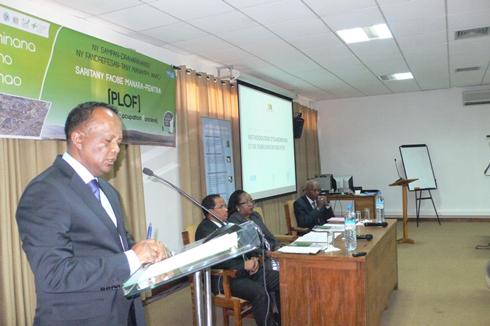 PLOF : « Un outil pour éviter les conflits fonciers », selon le ministre d'Etat, Rivo Rakotovao