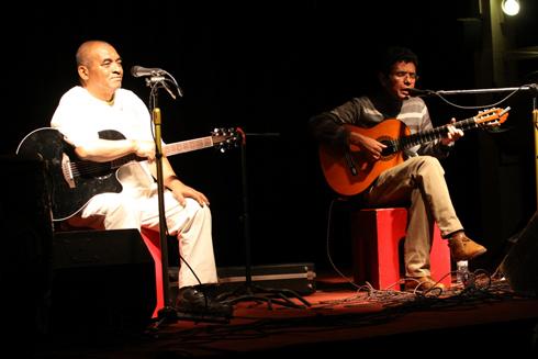 Chansons et BD : Tselonina et Ifanihy, un duo de choc à l'AFT