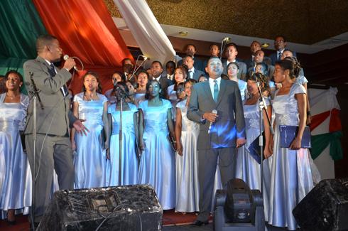 « Antsa ho an'ny tanindrazana » : Un émouvant concert pour la Nation