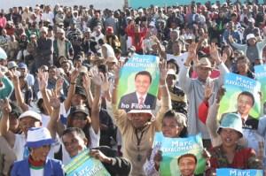 La tension monte de plusieurs crans au Magro face au blocage constaté au niveau du passeport de l'ancien président. (Photo d'archives)