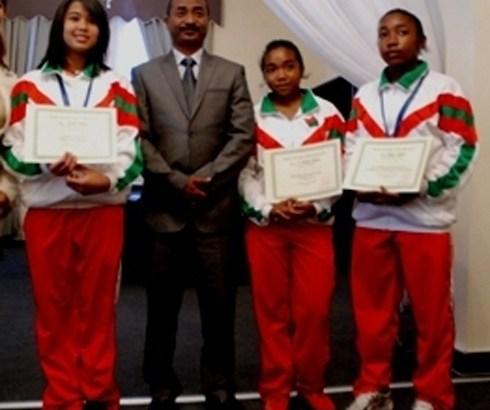 Ministère de la Jeunesse et des Sports : Le ministre rassure les champions