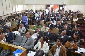 Les députés divisés sur le cas d'Antananarivo