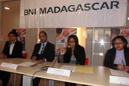 BNI Madagascar: Pas de changement majeur au niveau des cadres dirigeants