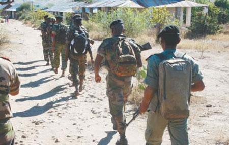 Un officier rapatrié à Tana, accusé d'avoir décapité des « dahalo »