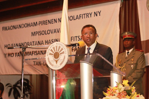 Hery Rajaonarimampianina : Le président maintient sa plainte