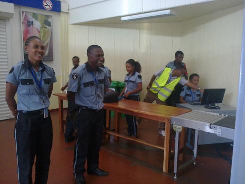 Sureté aéroportuaire : L'aéroport de Nosy Be muni d'un système de contrôle ultramoderne