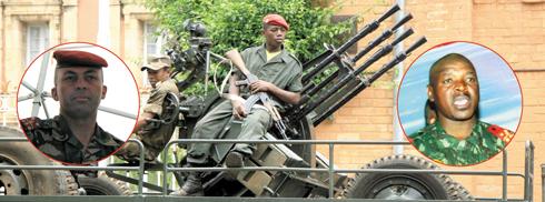 Malaises au sein de l'Armée : Deux Colonels proches d'Andry Rajoelina interdits de caserne