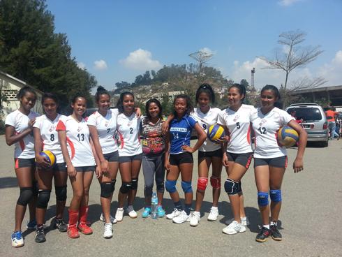 Volley-ball – Open jeunes : Les équipes d'ASI frappent fort