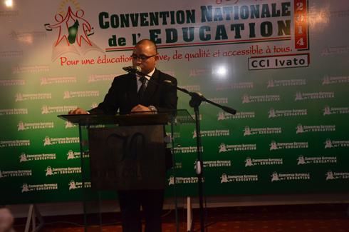 MEN : Une convention pour améliorer le secteur éducatif