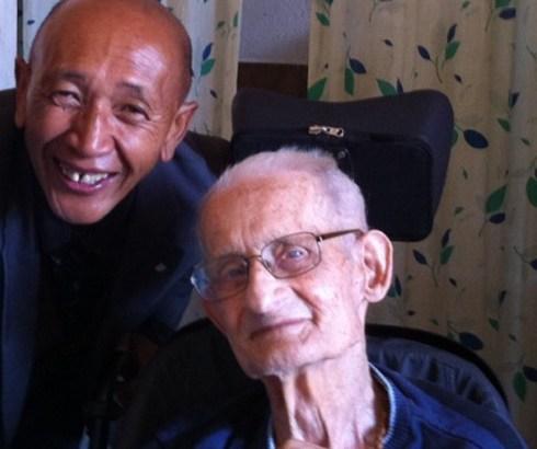 Père Jacques Tiersonnier : 100 ans ce jour