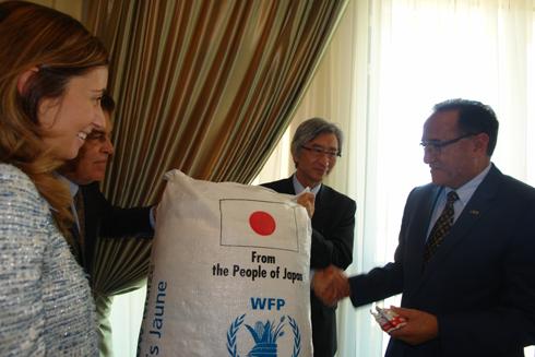 Aide aux groupes vulnérables : 5,17 milliards d'ariary du Japon au profit  des populations Sud et Sud-Est