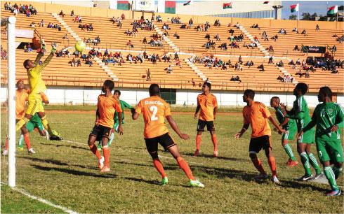 Telma Coupe de Madagascar : Elgeco+ accouche dans la douleur !