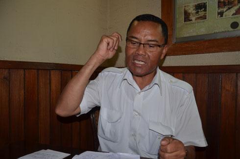 Frank Rakotoarison : Air Madagascar n'est pas prête de sortir de l'annexe B