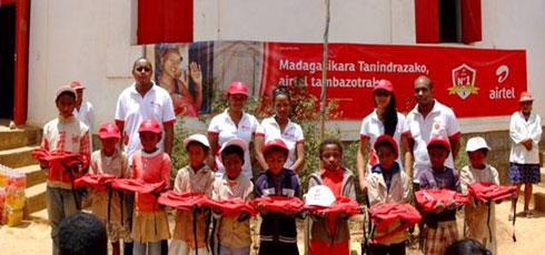 Partenariat : Airtel appuie l'EP Mahavelona