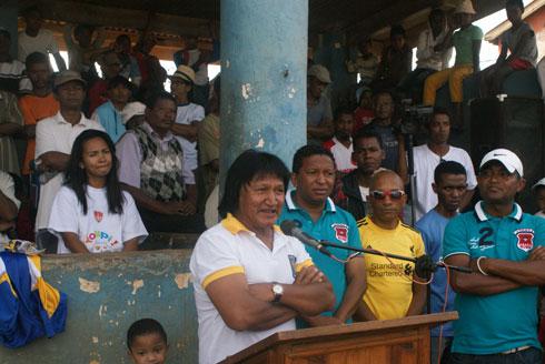 Football – Super Vétérans : Sabotsy Namehana montre la voie à suivre !