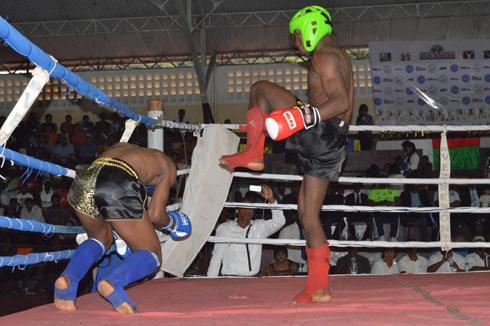 Kick-boxing – Mada 2014 : Menavolo a pris sa revanche sur Billy