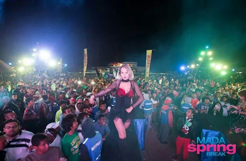 Madagascar Spring Break : 48 heures de fête non stop, au Batou Beach