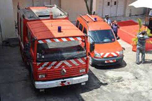Embouteillages – fêtes de fin d'année : Les camions pompiers à placer dans des endroits stratégiques