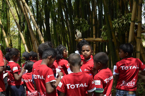Total Madagascar – Lemurs'Park : 25 000 enfants pour la «classe verte»