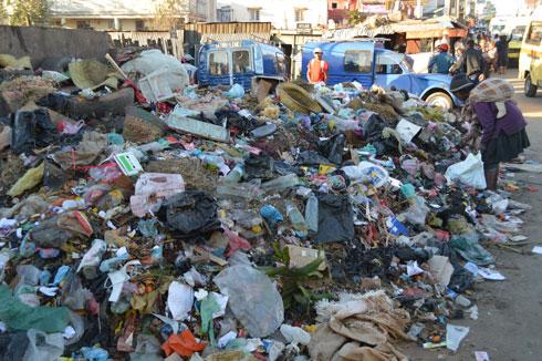 Tana : Les ordures s'entassent, le SAMVA rassure