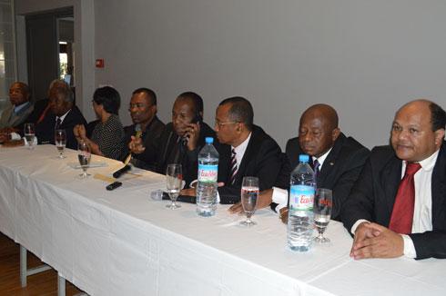 Déplacement du VMSA à Diégo : Demande de rencontre avec Ravalomanana