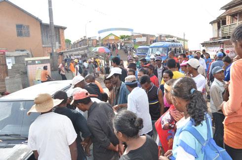 Anjozorobe : Révolte populaire contre deux éléments de la gendarmerie