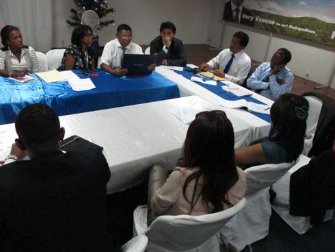 HVM : Réunion à Antanimena après l'alliance d'Ambodivona