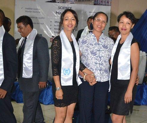 IEP Madagascar : Sortie de la promotion Itsimanampetse