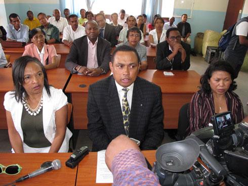 Incendie à la Faculté de Médecine : Risque de perturbation des activités pédagogiques