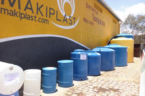 Makiplast : Les citernes en plastique deviennent des produits phares