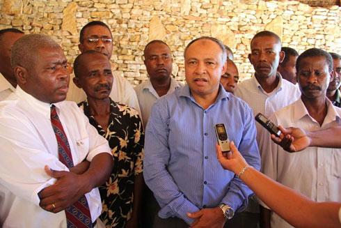 SUCOMA : Reprise des activités après la grève