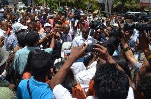 Un retour politique très réussi pour l'ancien président de la Transition, Andry Rajoelina.