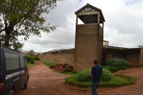 Maison de force de Tsiafahy : Des détenus atteints de tuberculose