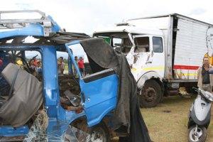Au-delà du dégât matériel, des accidents graves, ce sont des pertes en vie humaine !