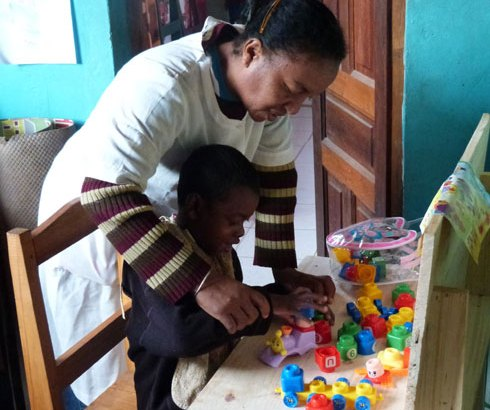 Education adaptée au handicap: Pari gagné pour ASMAE