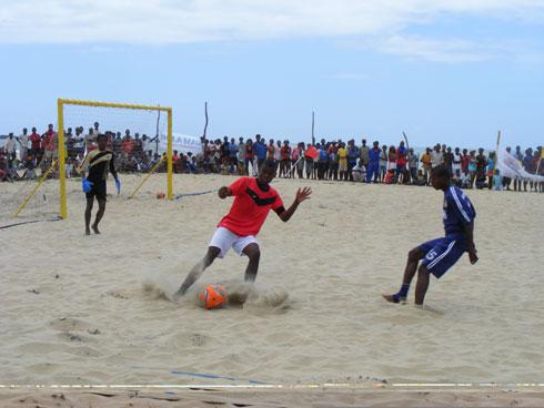 Beach Soccer : Rendez-vous à Majunga du 9 au 12 décembre