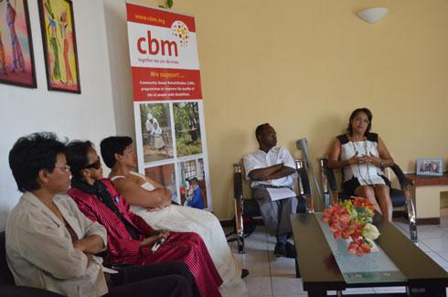 CBM: Pour l'accessibilité aux nouvelles technologies par les personnes handicapées