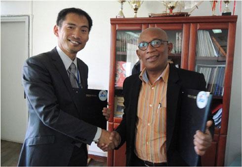 Secteur éducation Construction d'une vingtaine d'EPP financée par le Japon