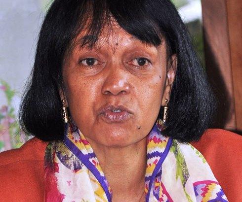Lalatiana Ravololomanana : Mise en place de la plate-forme de l'opposition en janvier