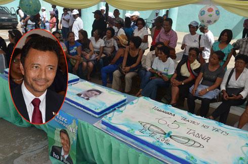 Anniversaire de Ravalo : Mécontentement et consternation au Magro