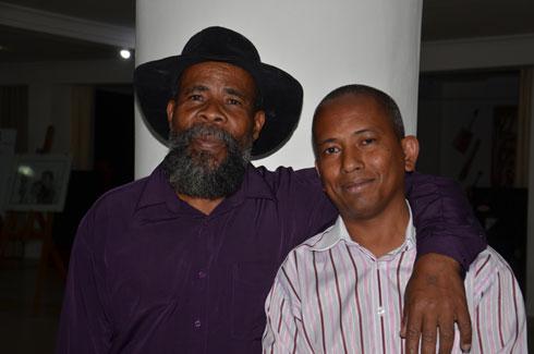 « Couleurs malgaches »: Deux grands maîtres de la peinture réunis à l'IKM!