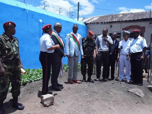 Lutte contre l'insécurité : 6 millions d'ariary pour renforcer le mur de protection de la prison d'Ambositra
