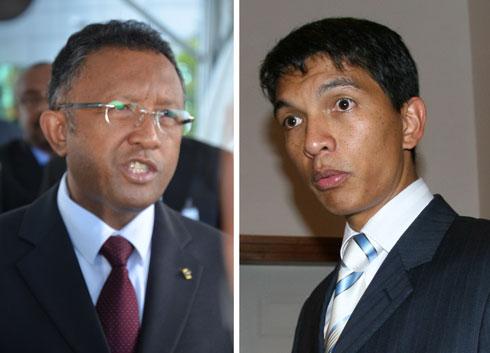 Retour en force d'Andry Rajoelina : Manif du MAPAR contre les actes anticonstitutionnels du régime